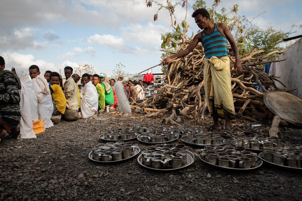 Djibouti - Obock, IOM Migration Response Center